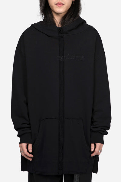 Yangli - Regulation Hoodie Black