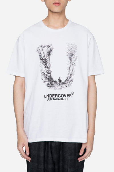 Undercover - Undercover White Tee