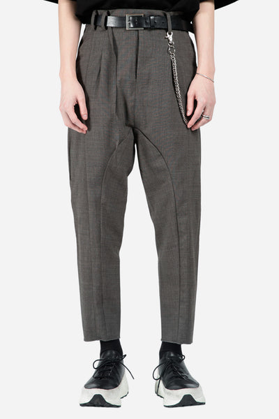 Chapter - Claus Trouser Charcoal