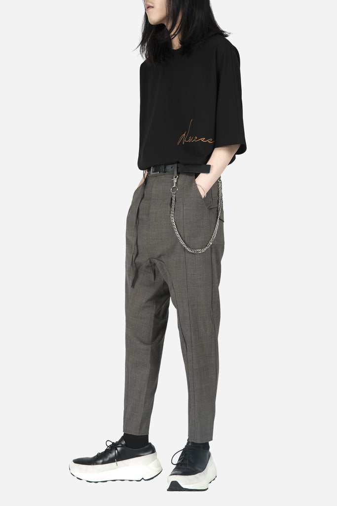 Claus Trouser Charcoal