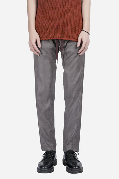CMMN SWDN - Stray Relaxed Fit Trouser Suede