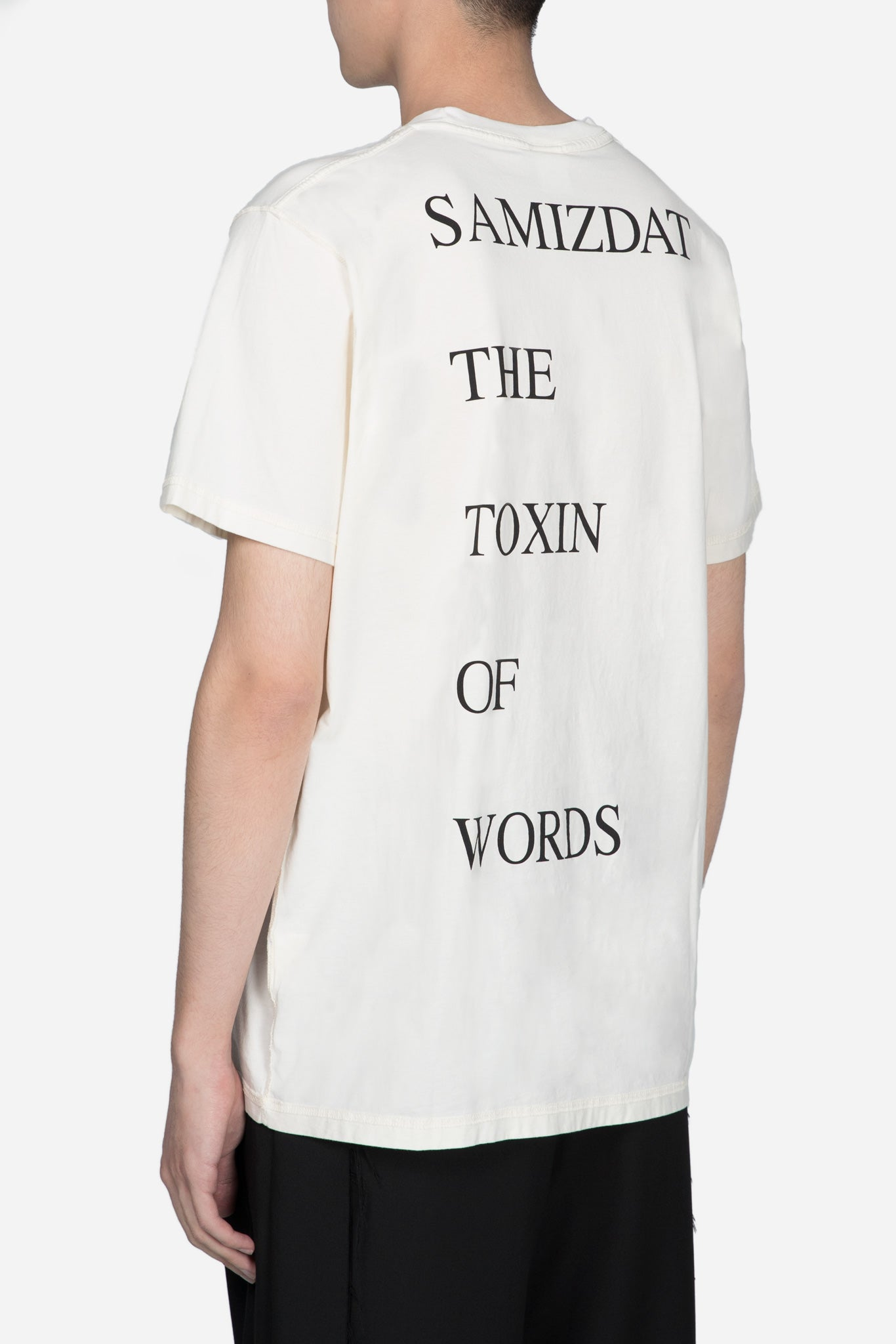Logo T-shirt Off White