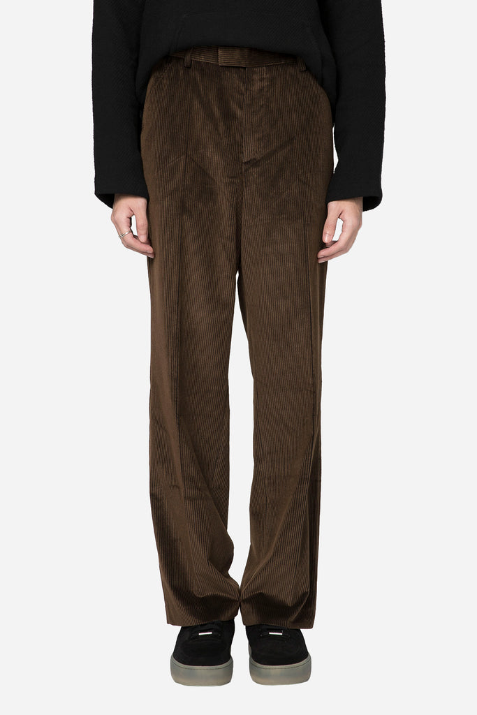 Chino 24 Brown Solaro Corduroy