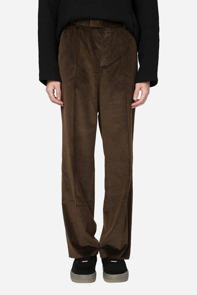 Our Legacy - Chino 24 Brown Solaro Corduroy