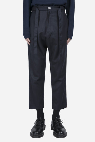 Necessity Sense - Mich Formal Trouser Nightfall Navy