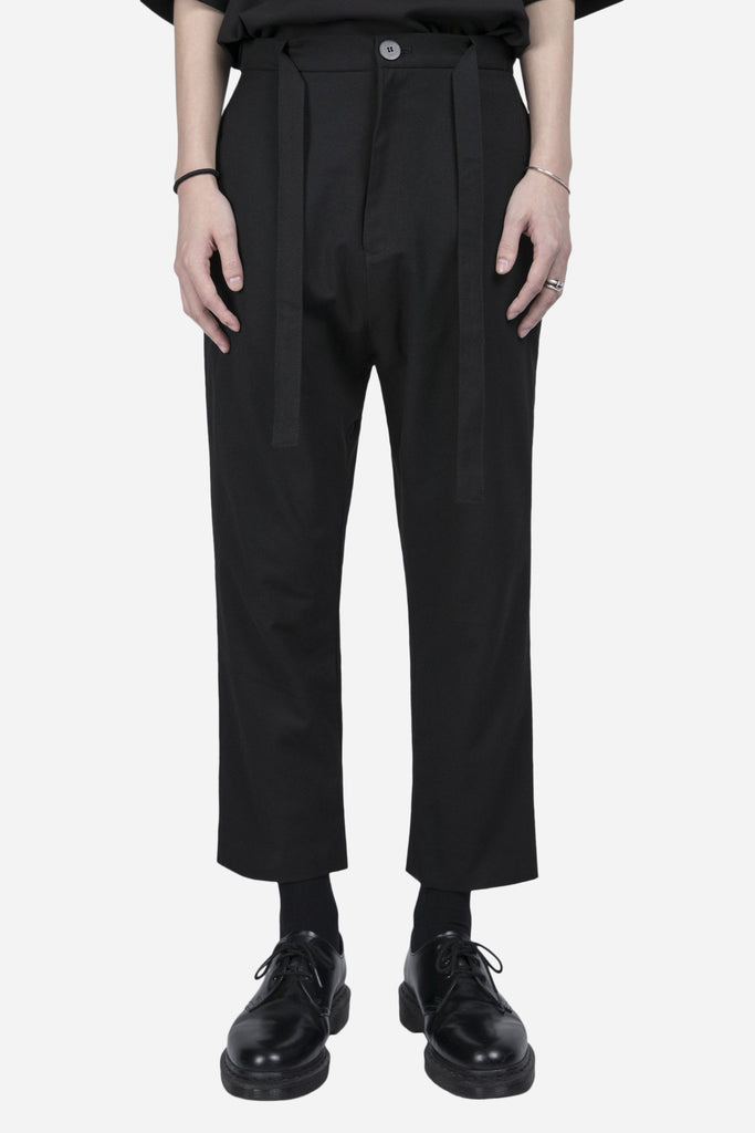 Mich Formal Trouser Dry Onyx