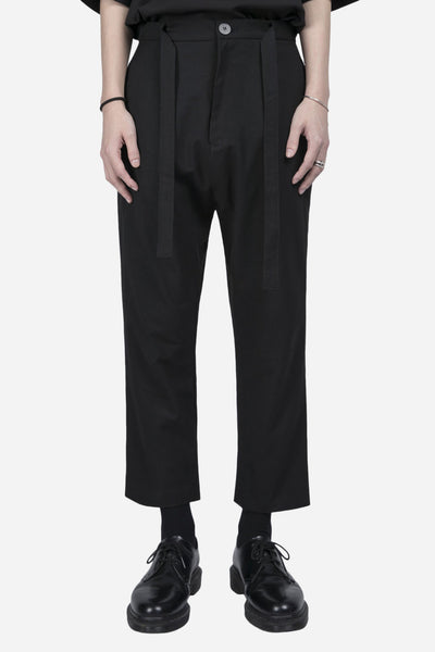 Necessity Sense - Mich Formal Trouser Dry Onyx