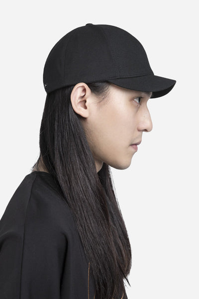 Short Brim Interchangeable Sports Cap Dry Onyx