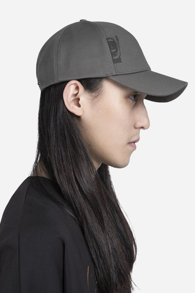 YellNow - Interchangeable Sports Cap Muddy Grey