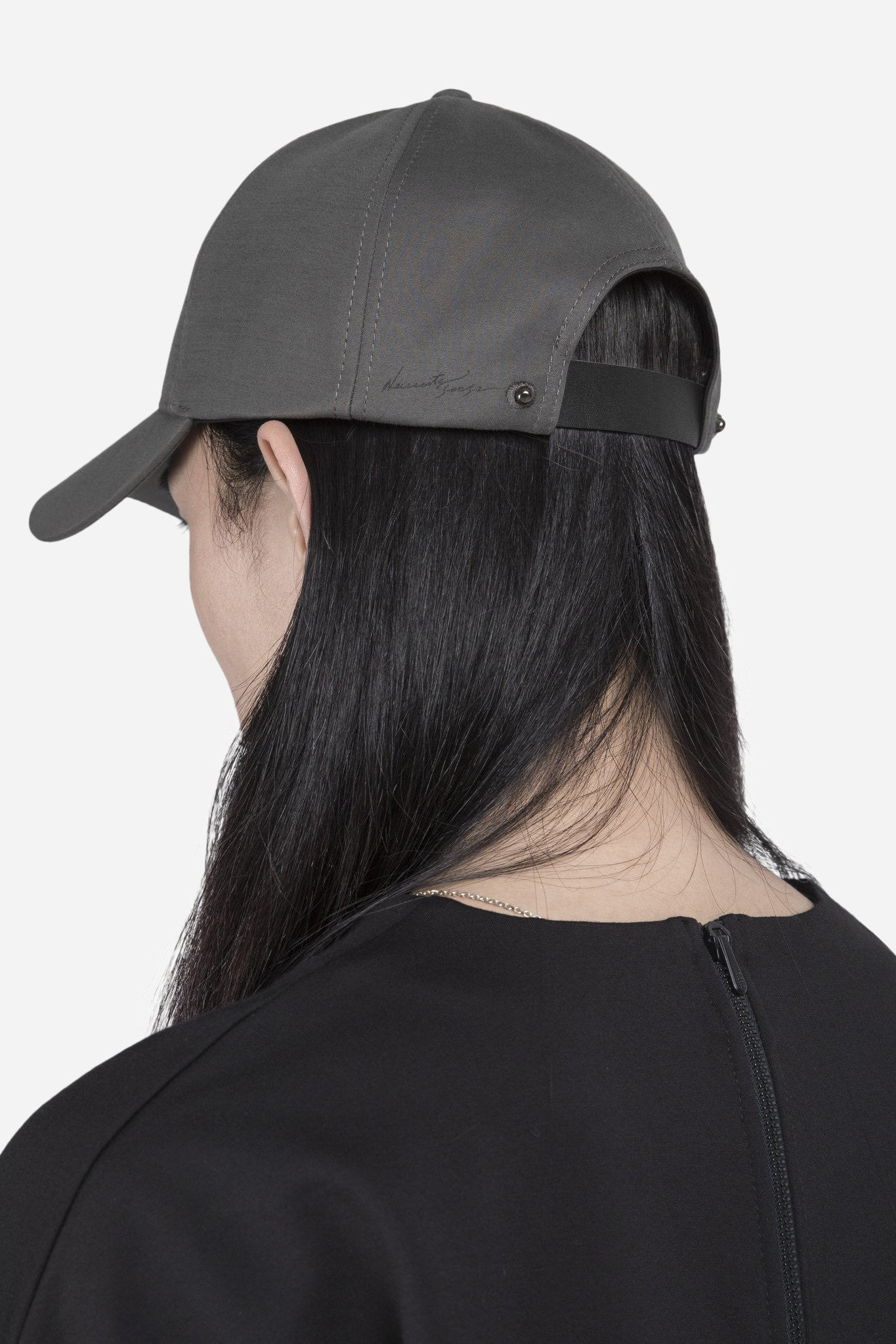 Interchangeable Sports Cap Muddy Grey
