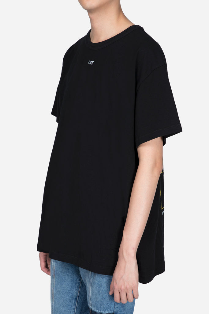 Arrows Hand S/S Tee Black
