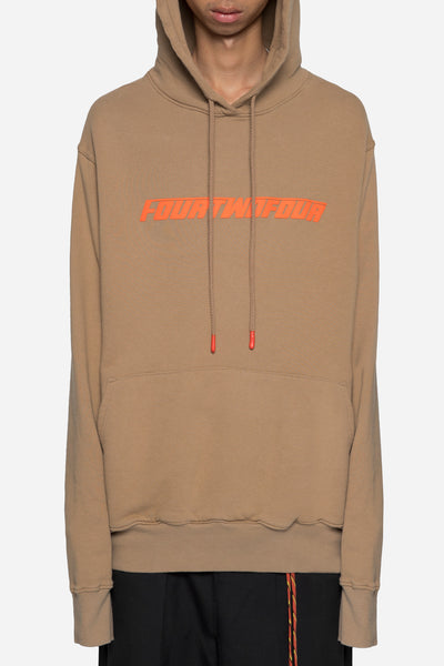 424 - Four Two Four Hooded Sweatshirt Camel