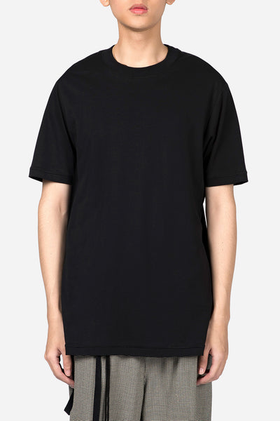 Song for the mute - Slim Tee Black