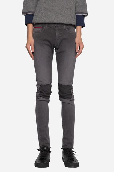 Undercover - John Undercover Cropped Jeans Charcoal