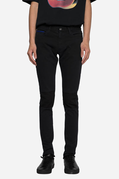Undercover - John Undercover Cropped Jeans Black