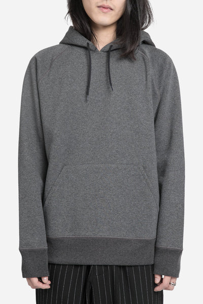 Our Legacy - Single Hood Dark Grey