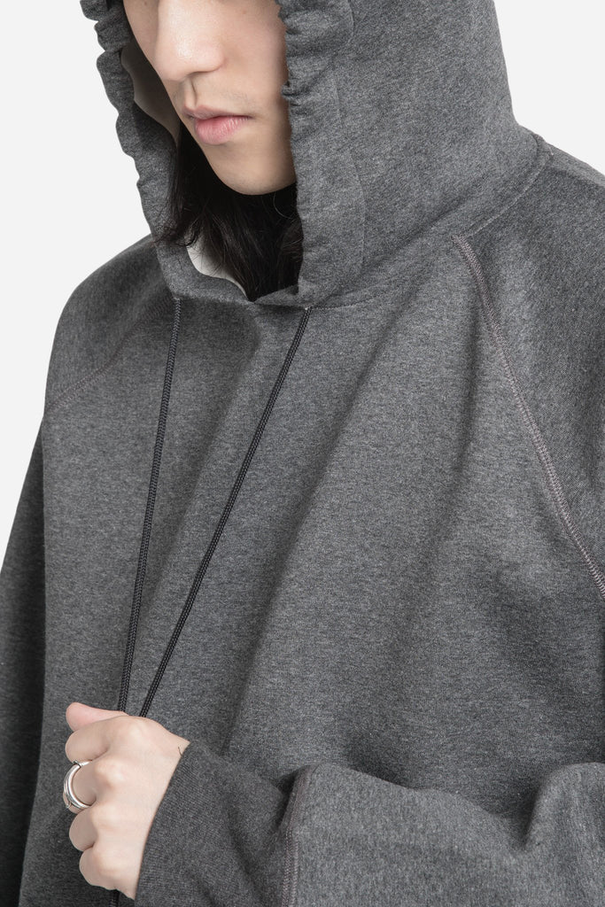 Single Hood Dark Grey