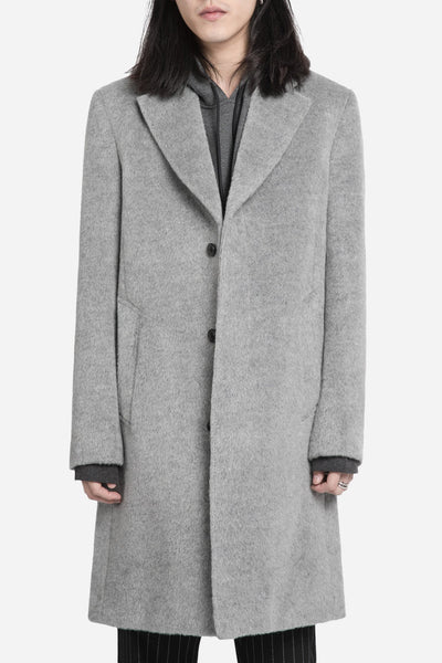 Our Legacy - Unconstructed Classic Coat Grey