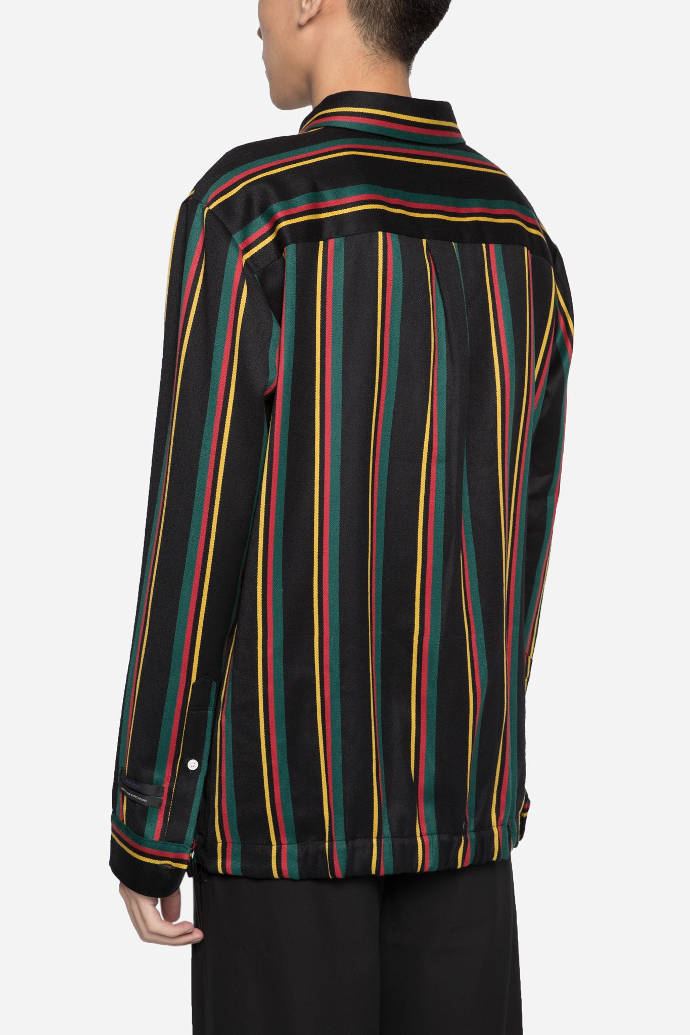 Coach Shirt Multicolor Black