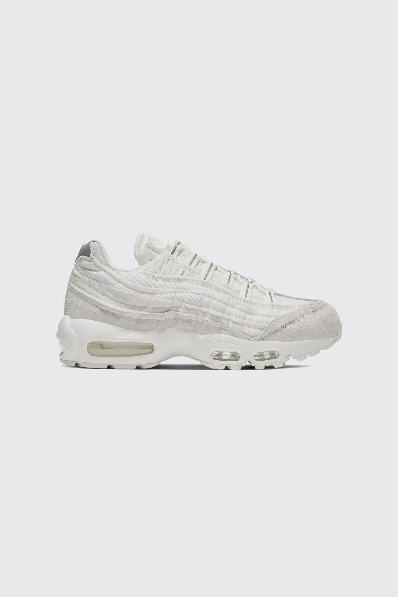 CDG Air Max 95 Summit White