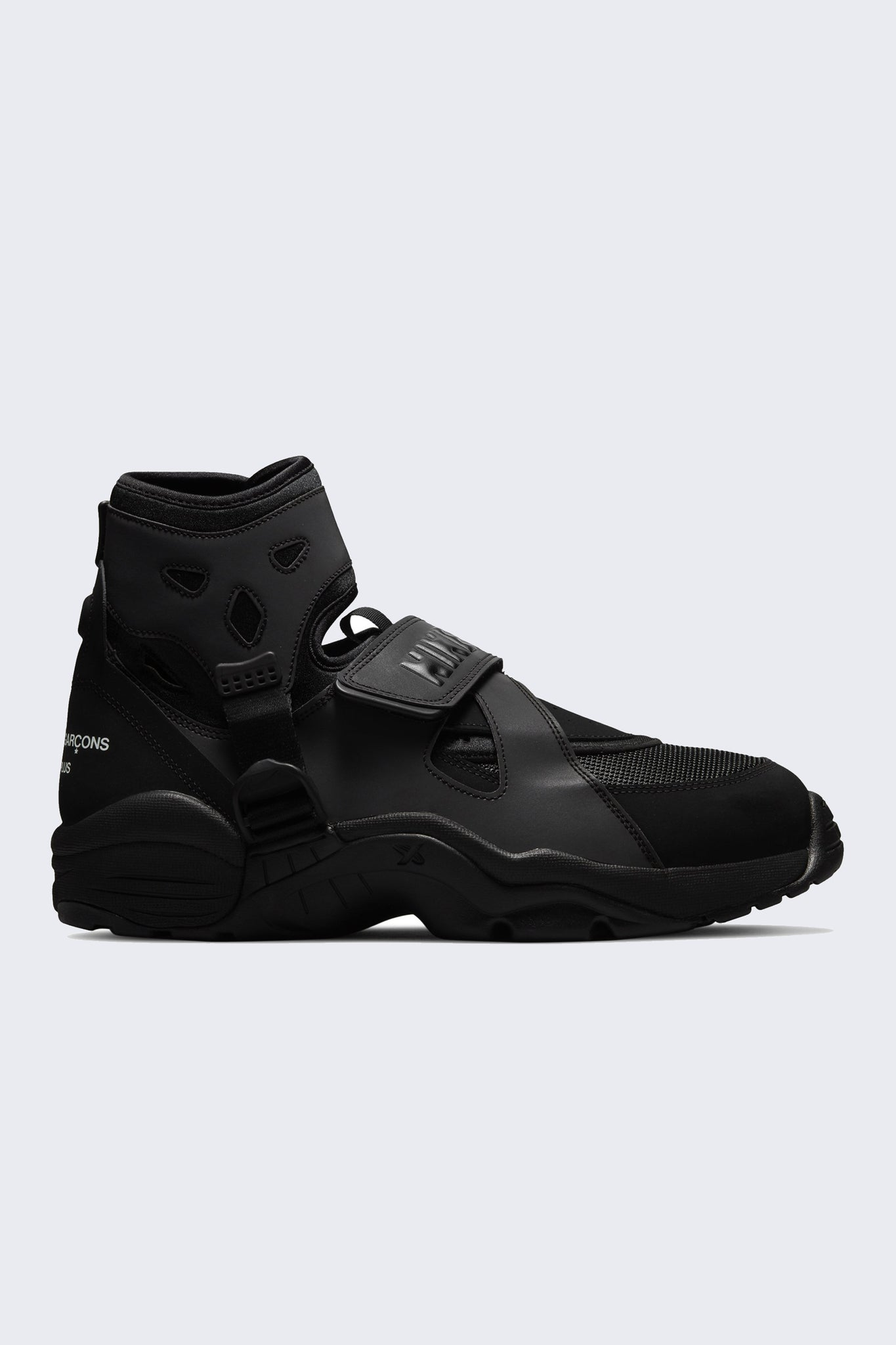 Cdg Nike Air Carnivore / Black