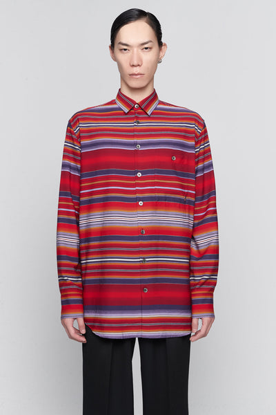 Etudes Studio - Portrait Mexican Shirt Red