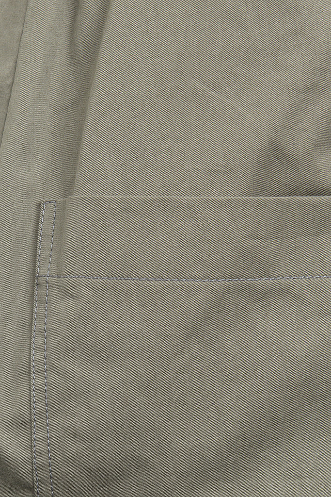 Polate Drawstring Trouser Washed Olive