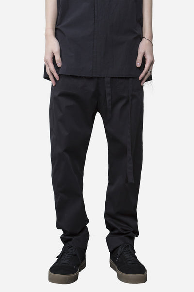 damir doma - Polate Drawstring Trouser Coal