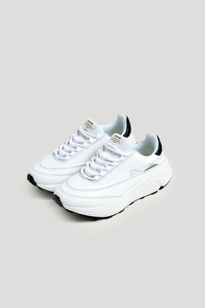 0615 Runner Sneakers White
