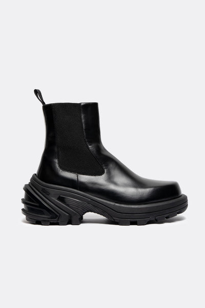 1017 Alyx 9sm - Chelsea Boots Removable Vibram Sole Var. 2 Black