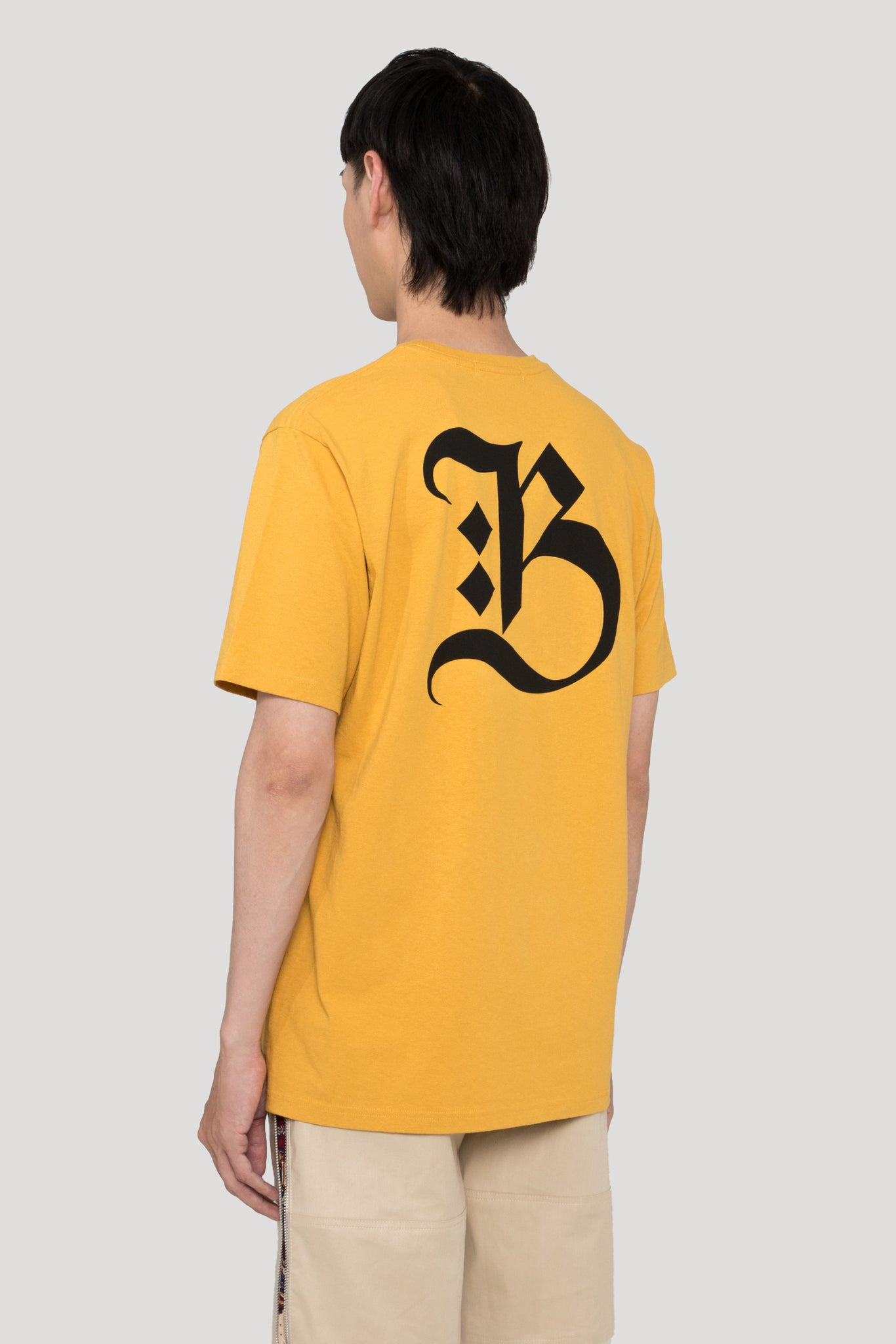Bootleg Truth Tee Mustard