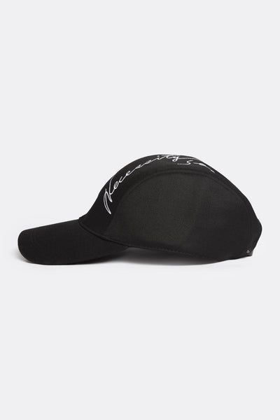 Necessity Sense - SIGNATURE SPORTS CAP TWILL WOOL