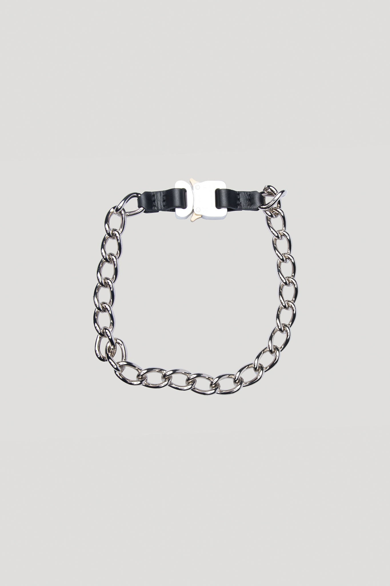 Chainlink Necklace Silver
