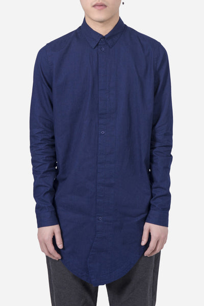 Chapter - Carm Long Shirt Navy