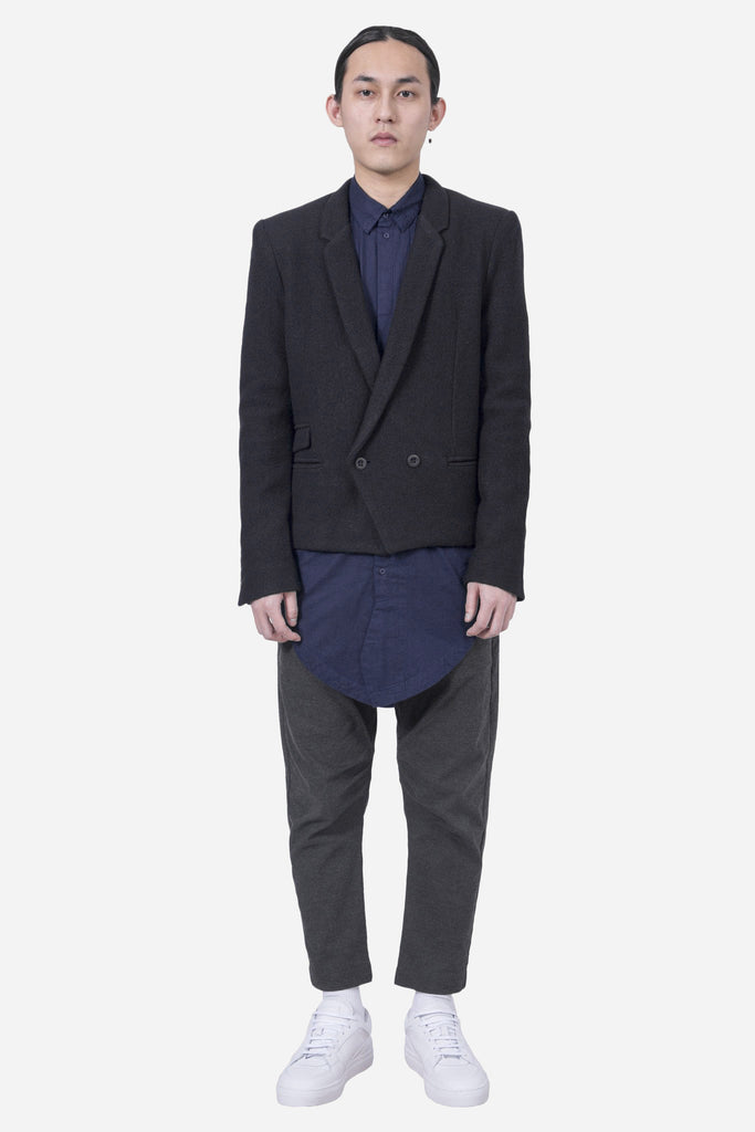 Lucian Short Suit Black