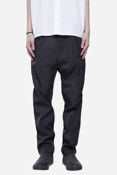 robert geller - The Louis Pant Black
