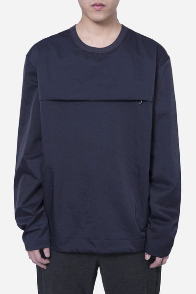 Our Legacy - Pullover Sweater Navy Pigment Nylon