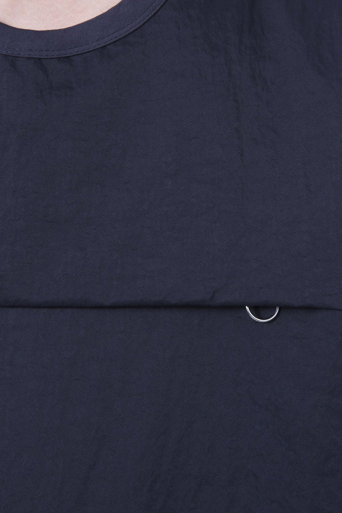 Pullover Sweater Navy Pigment Nylon