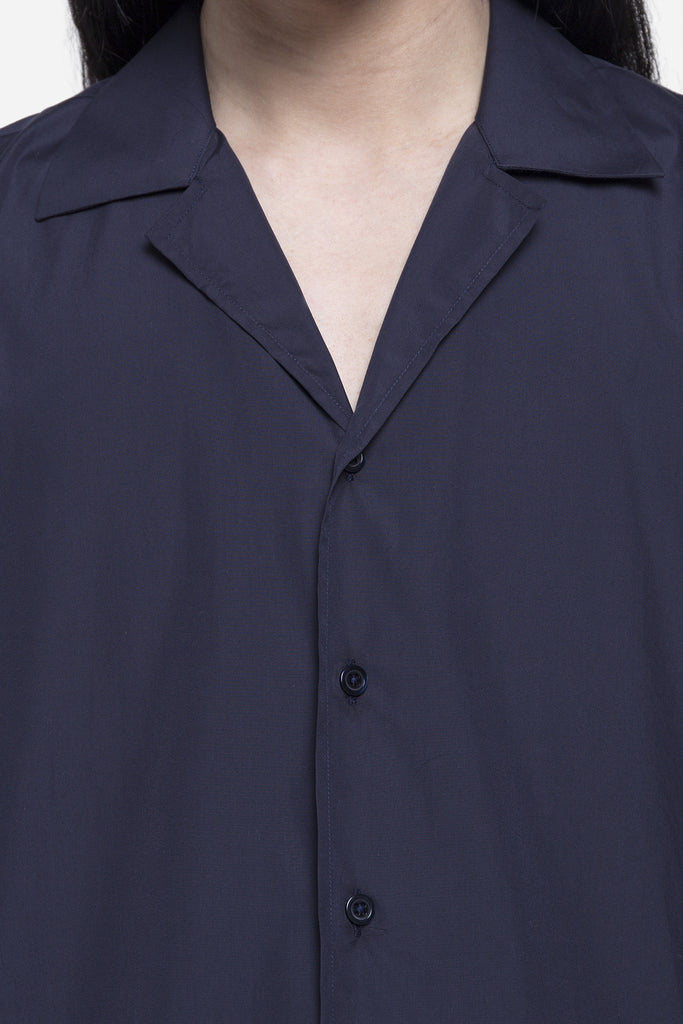 Hunter Double Layer Shirt Navy