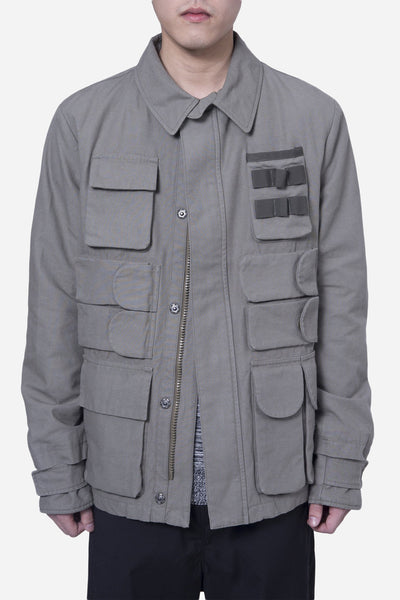 Off-White - Field Jacket Olive