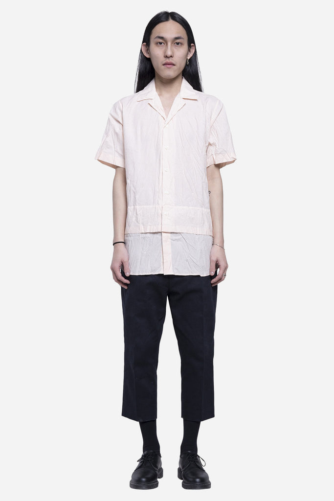 Hunter Double Layer Shirt Antique White