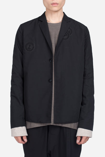 Seven Seconds of Memory - Harvey Leisure Suit Jacket Dry Onyx