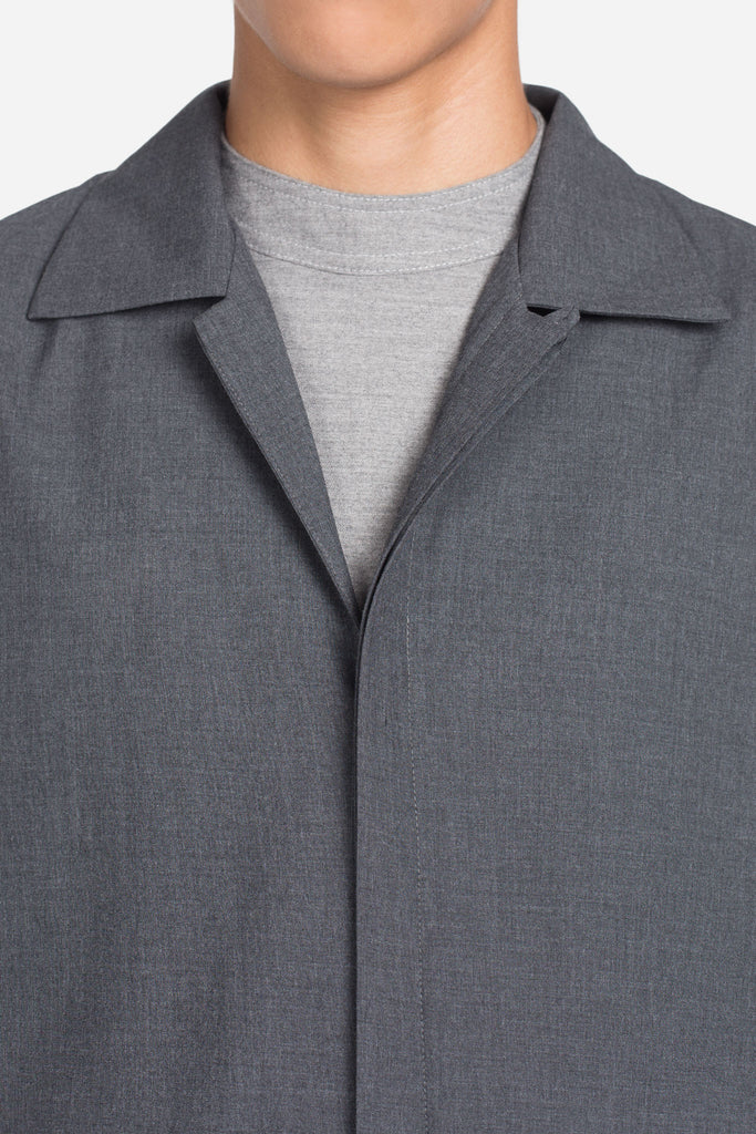 Lok Loose Leisure Shirt Gris