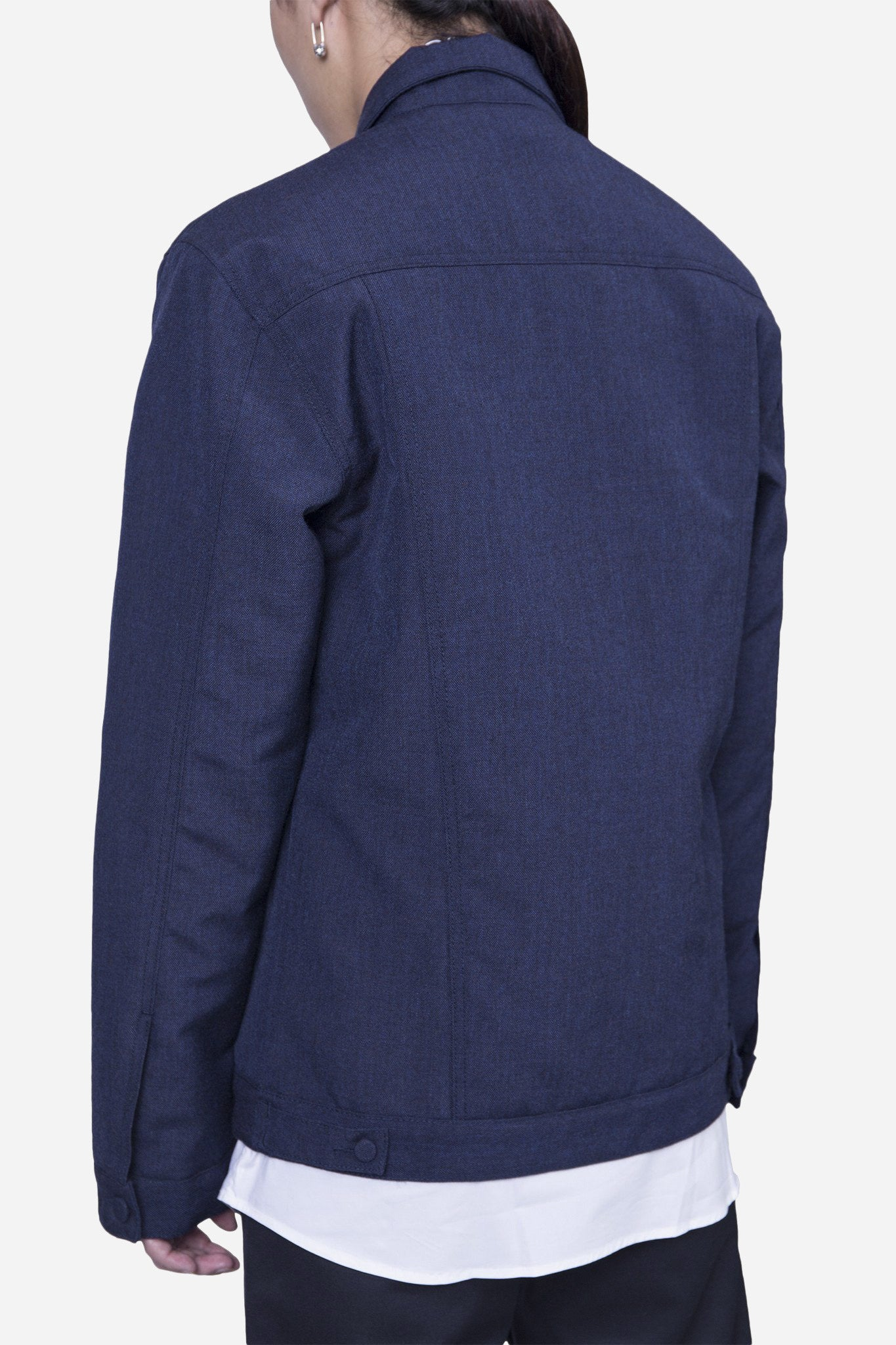 Renton KVADRAT Denim Jacket Blue