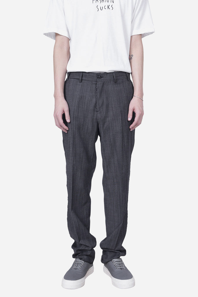 Classic Trousers Motion Stripe