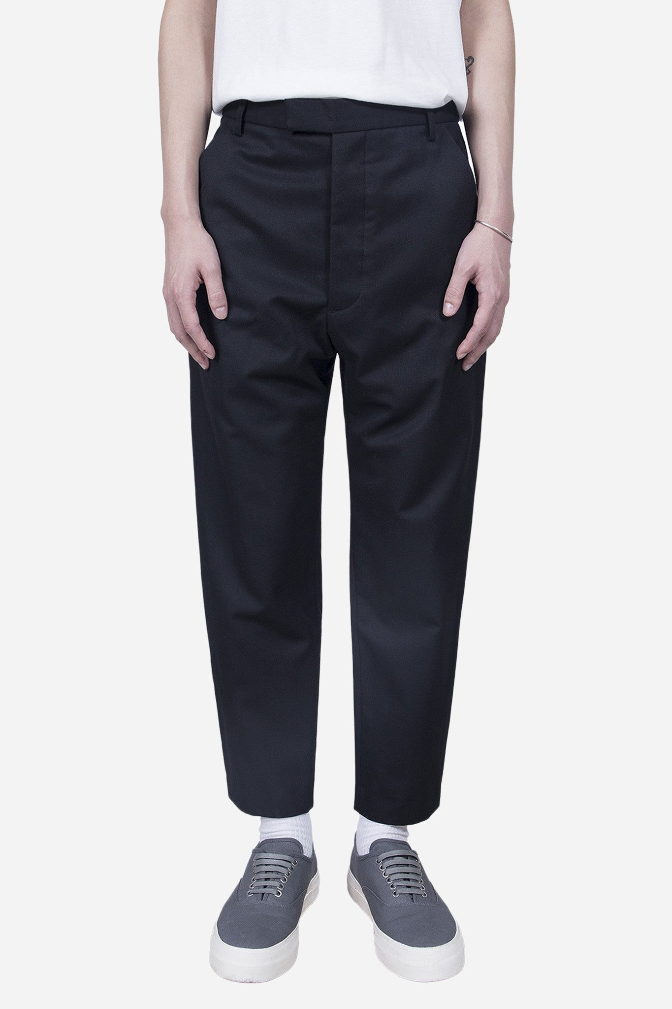 Marlboro Cropped Pant Black