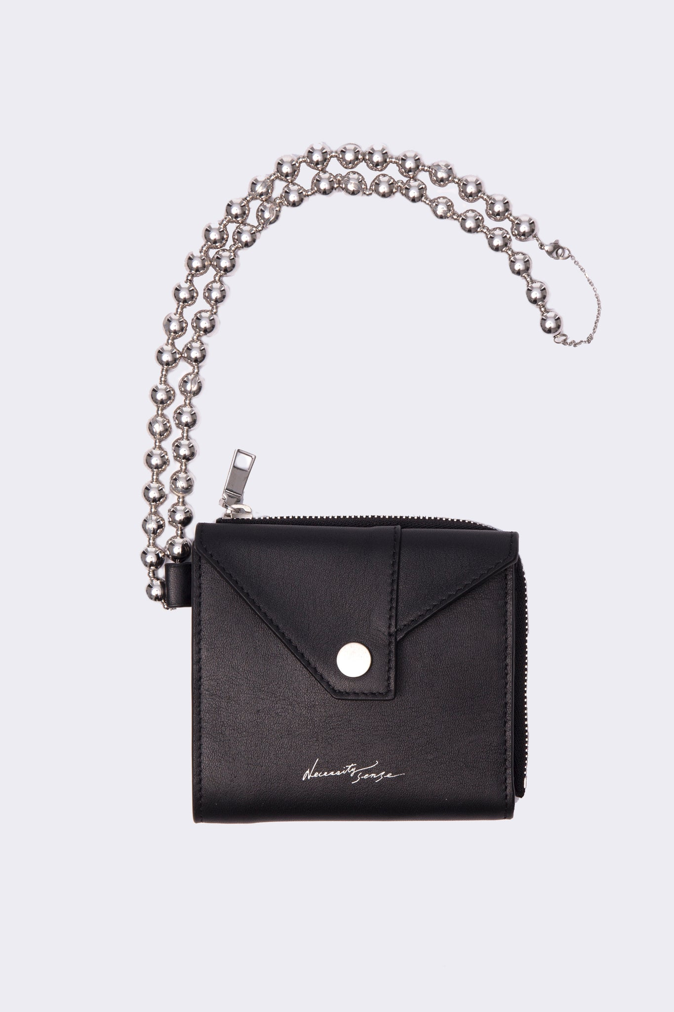 Necessity Necklace Wallet Dry Onyx