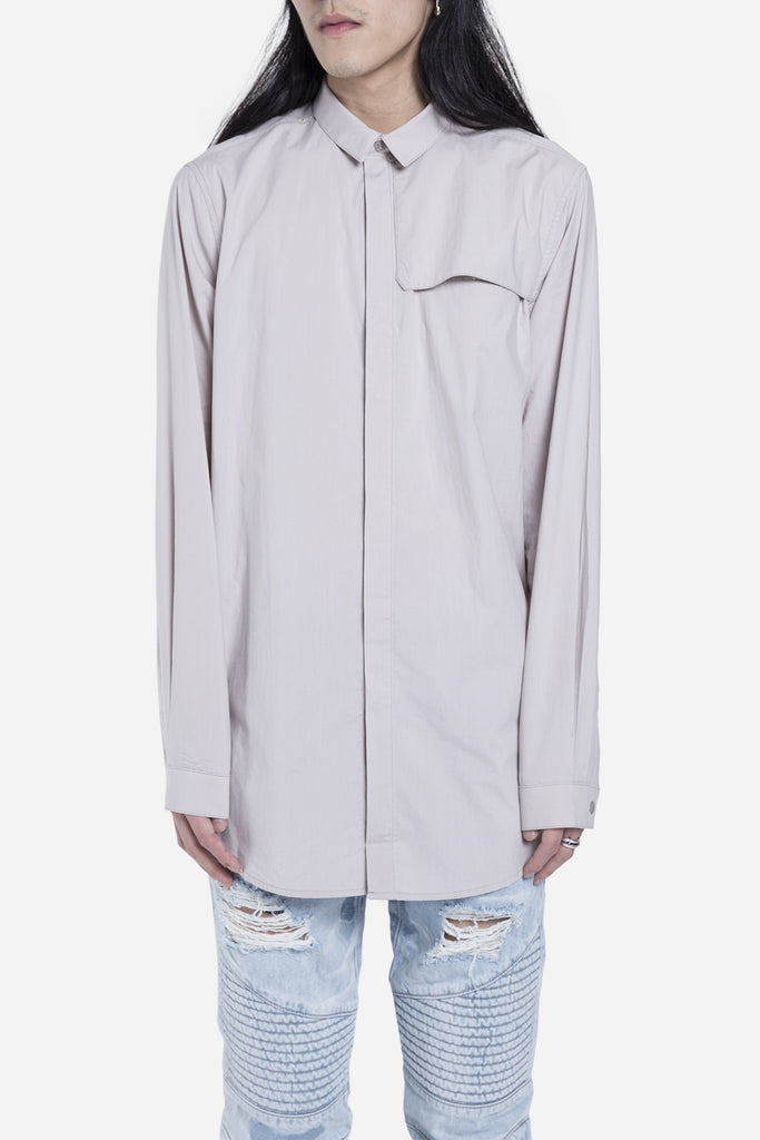 Storm Dress Shirt Grey