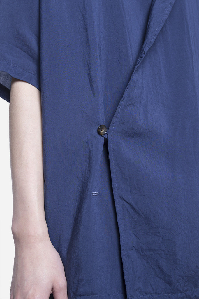 The Breezy Pierre Shirt Navy