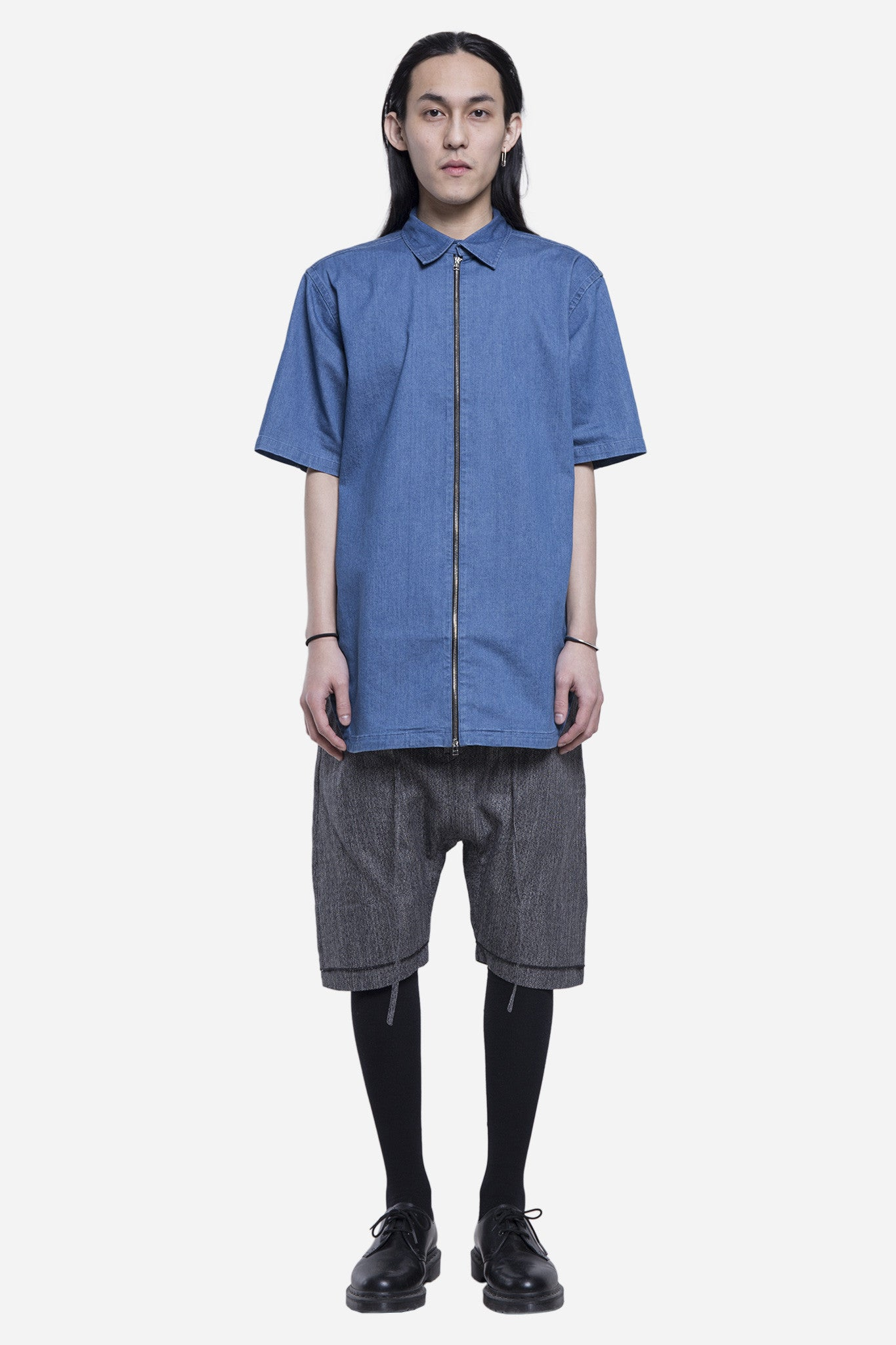 Place Shirt Indigo